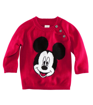 Pull Mickey H&M