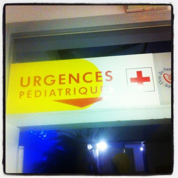urgences rober debré