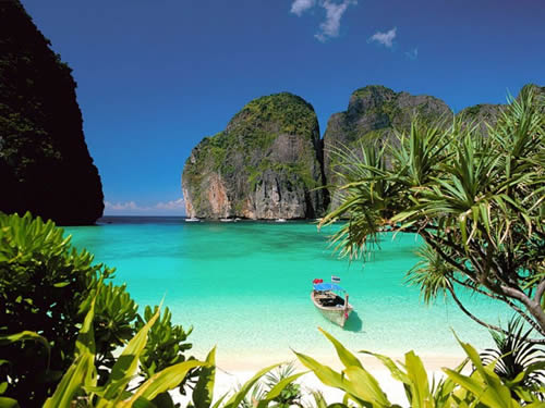 Tourismania thailande_plage