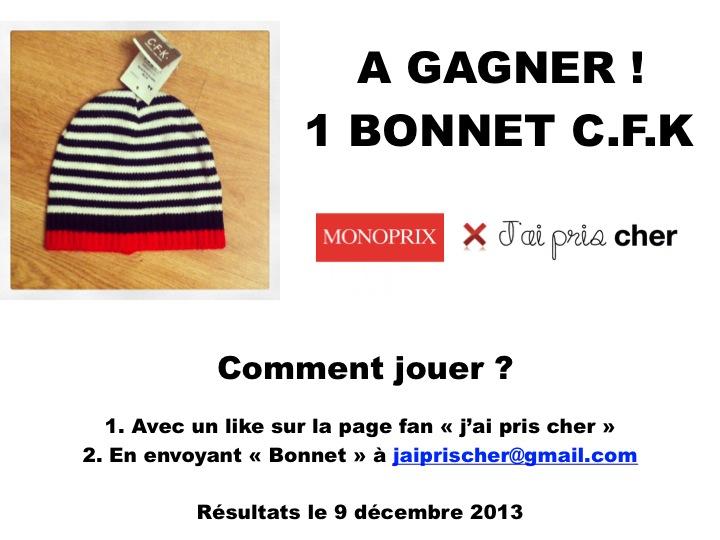 bonnet C.F.K