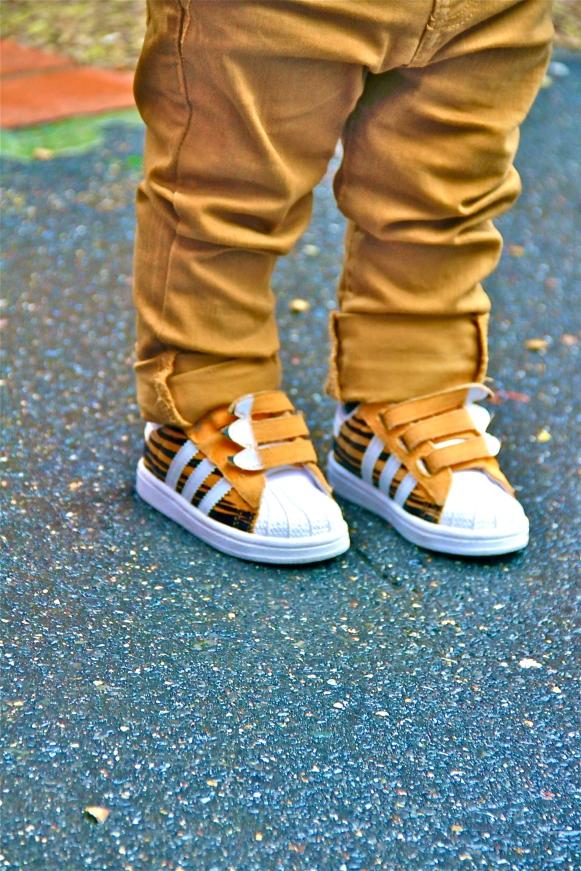 baskets adidas tigre