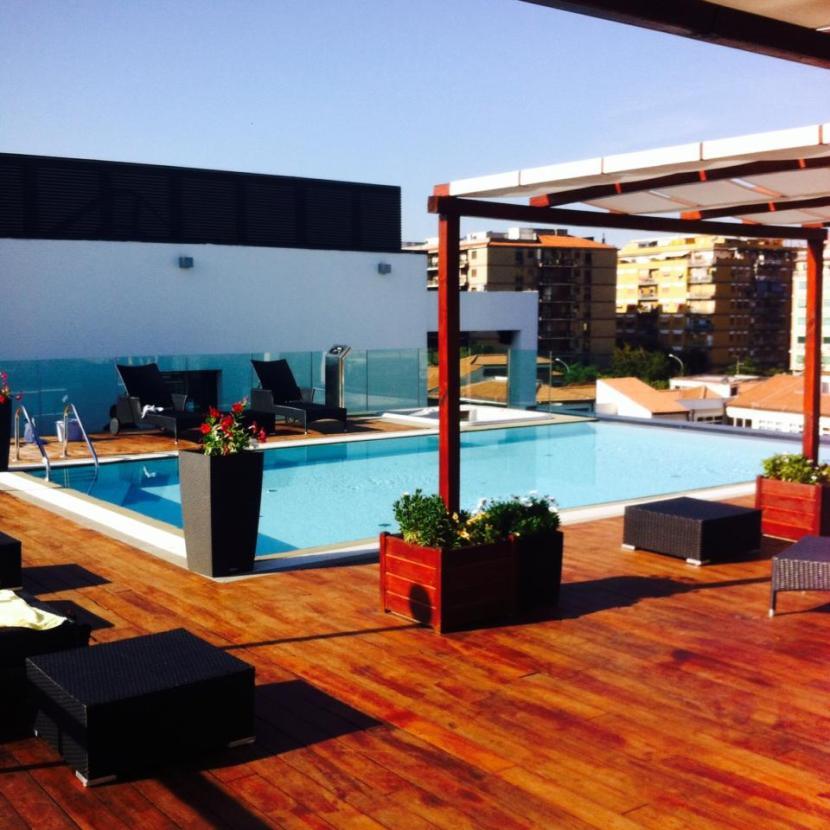piscine H10 rome