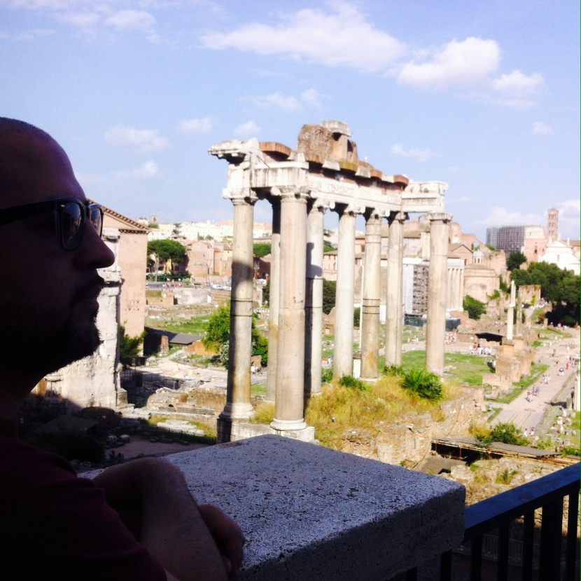 ruines palantin rome