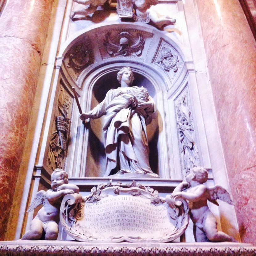statue vatican