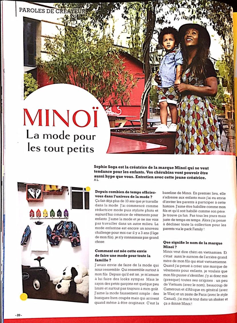 interview Minoï pour Miss Ebene mai 2015